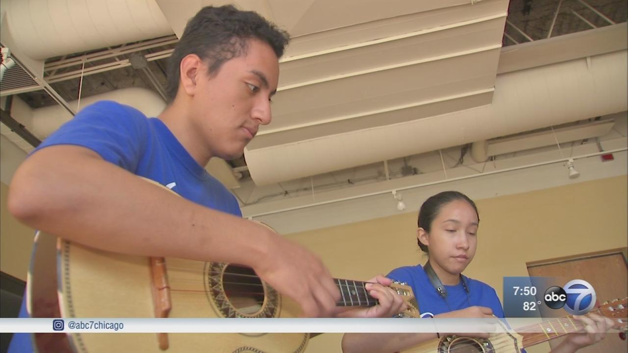 Local student musicians put out Mariachi album
