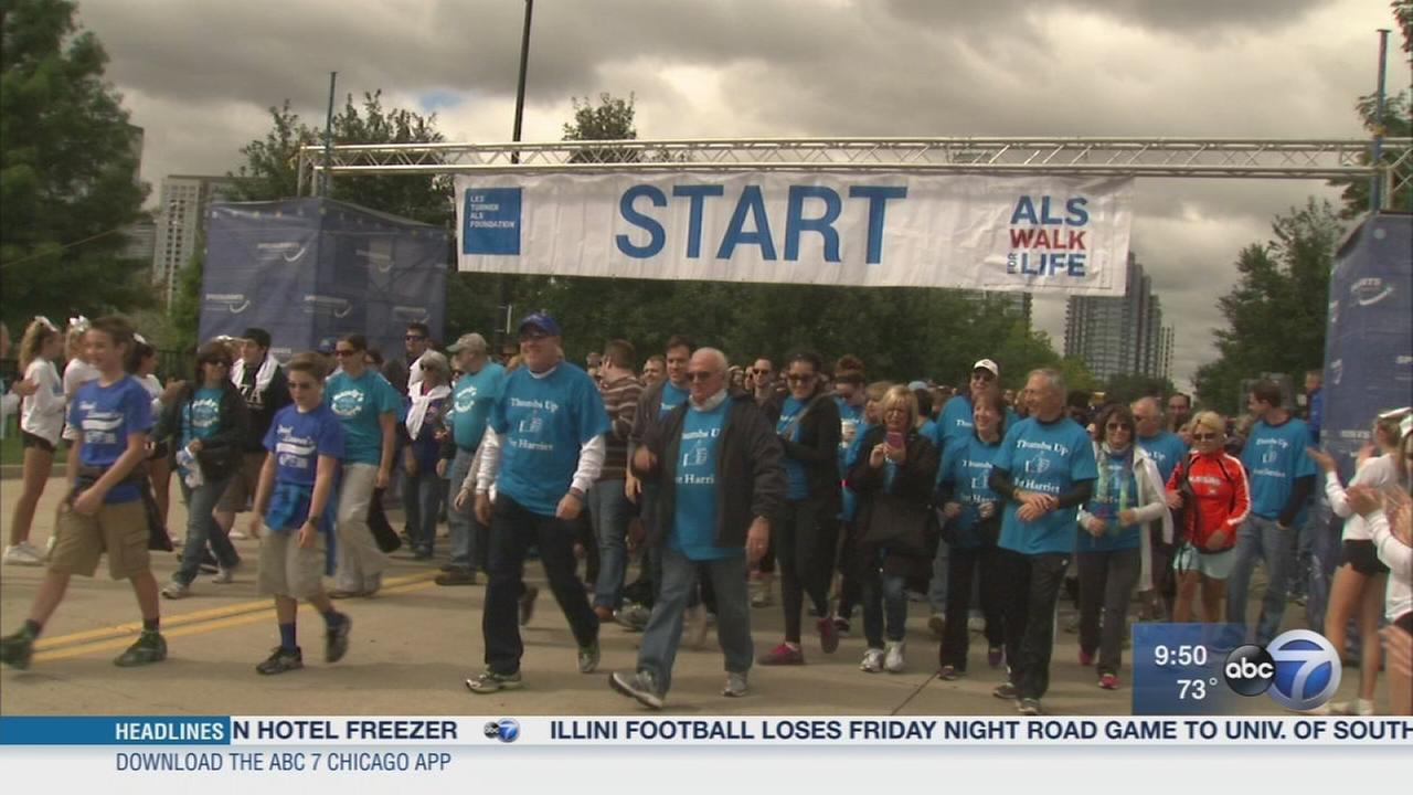 ALS Walk for Life at Soldier Field