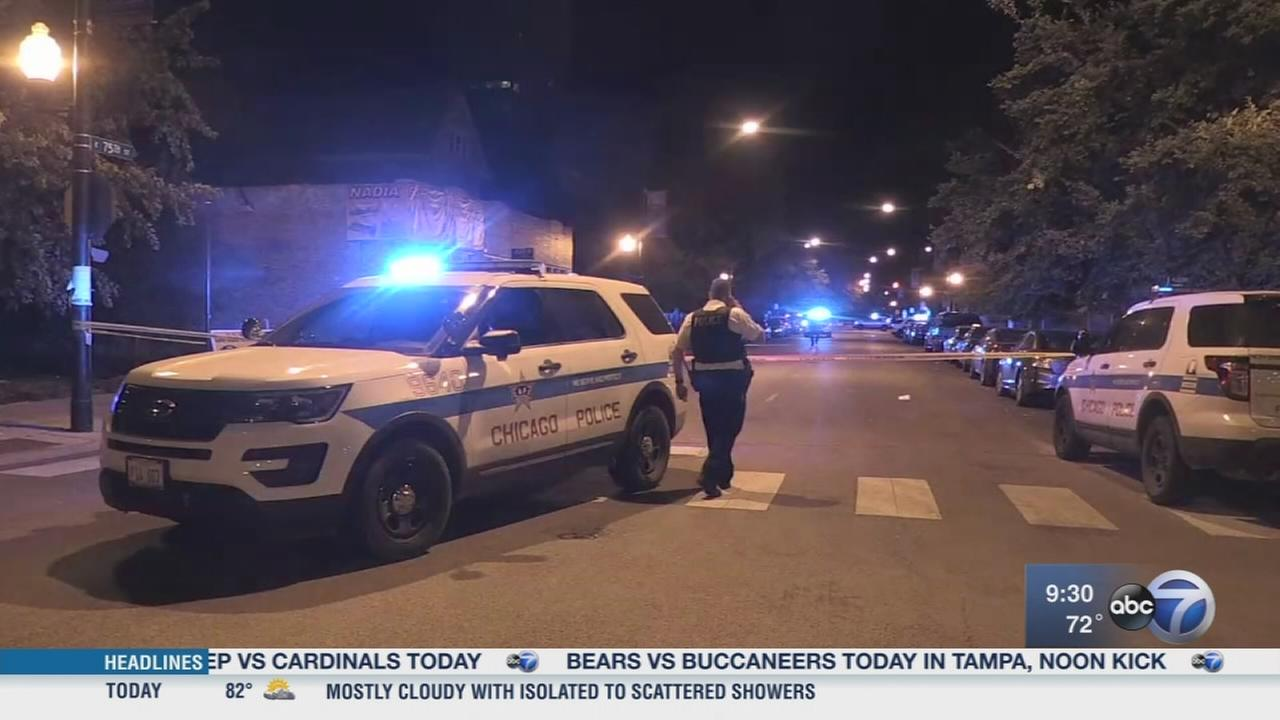 9 killed in Chicago weekend violence