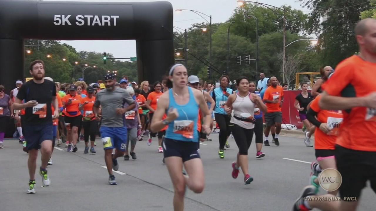 Chicago Half Marathon proceeds to benefit hurricane relief