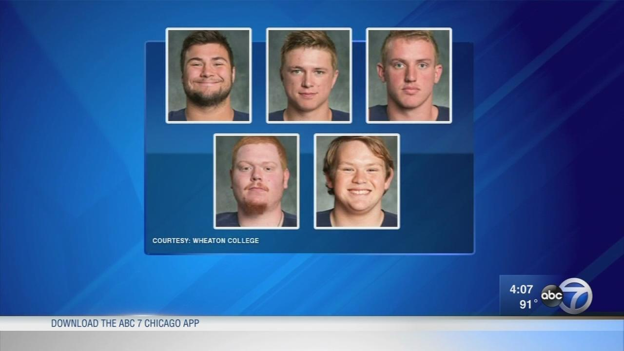 Report of 2nd Wheaton College football hazing victim