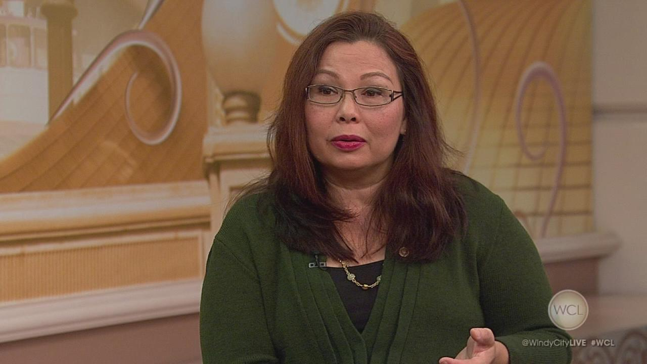 Senator Tammy Duckworth on WCL
