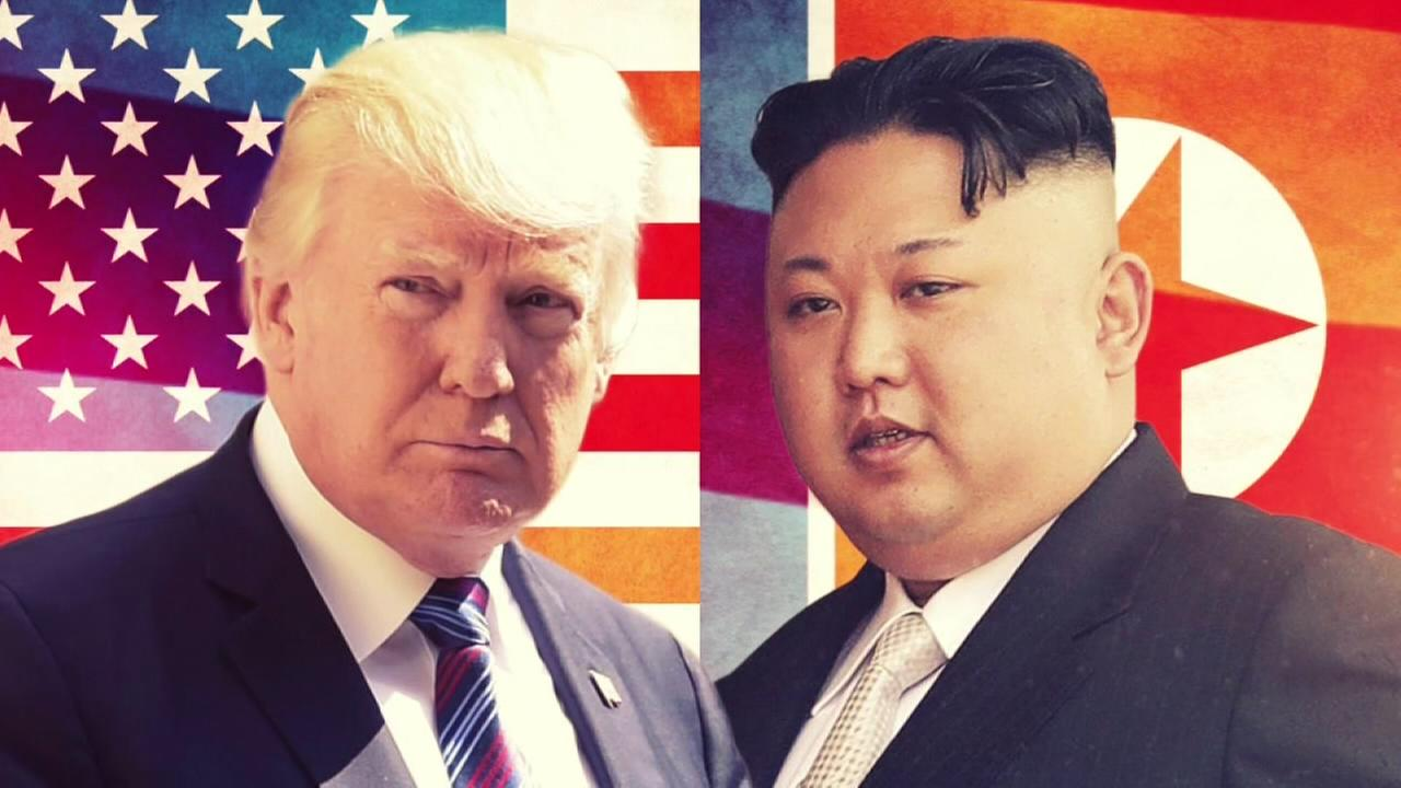 NKorea calls Trump statement a declaration of war