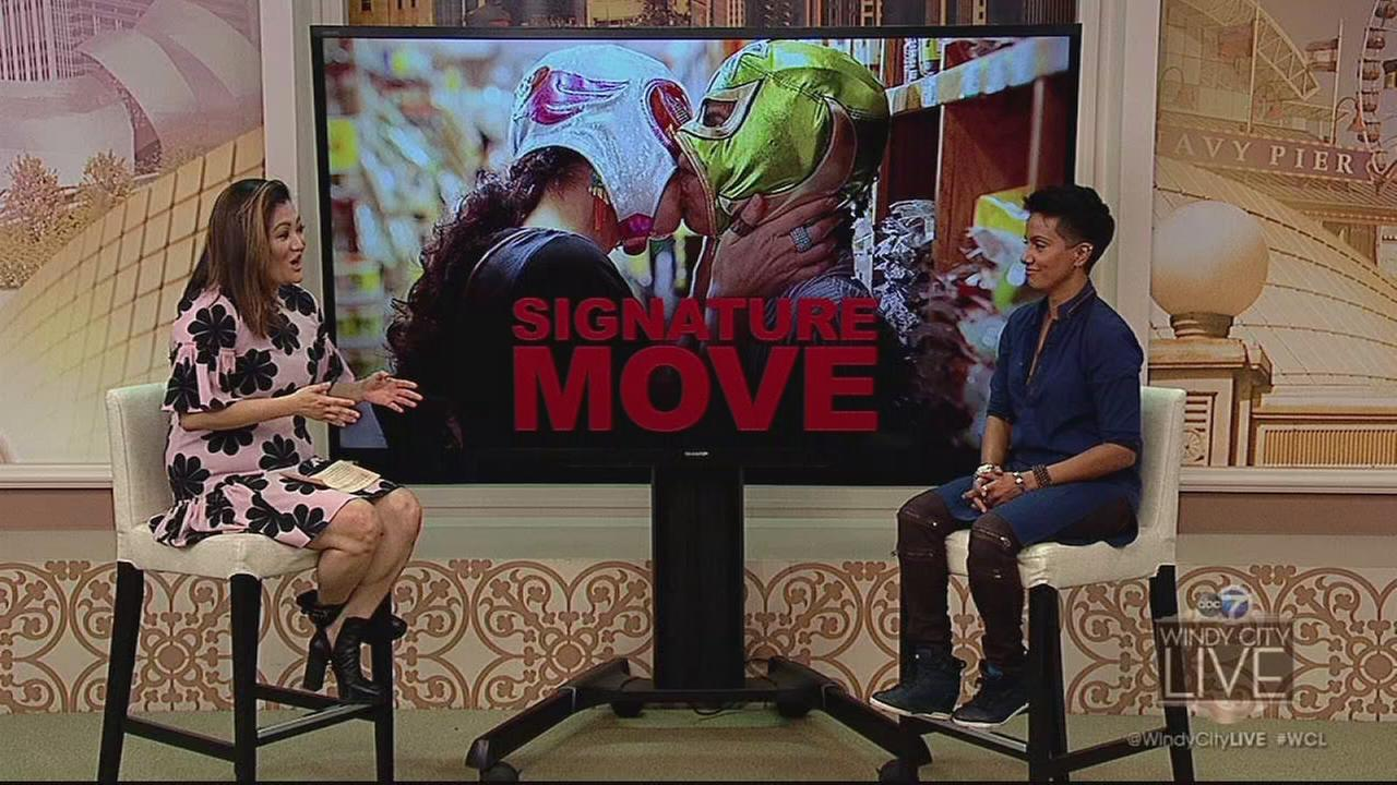 Chicago Actress Fawzia Mirza Writes/Stars in Indie Film Signature Move