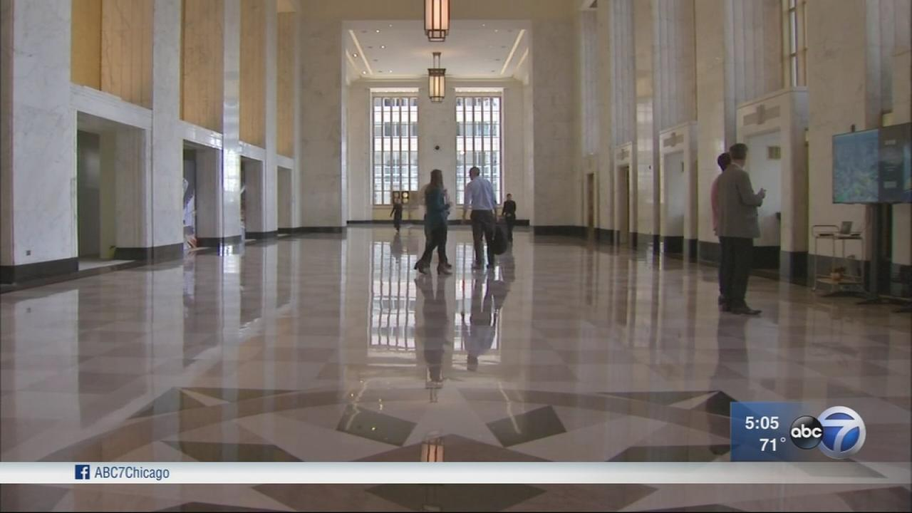 Renovations begin at Main Post Office in Chicago