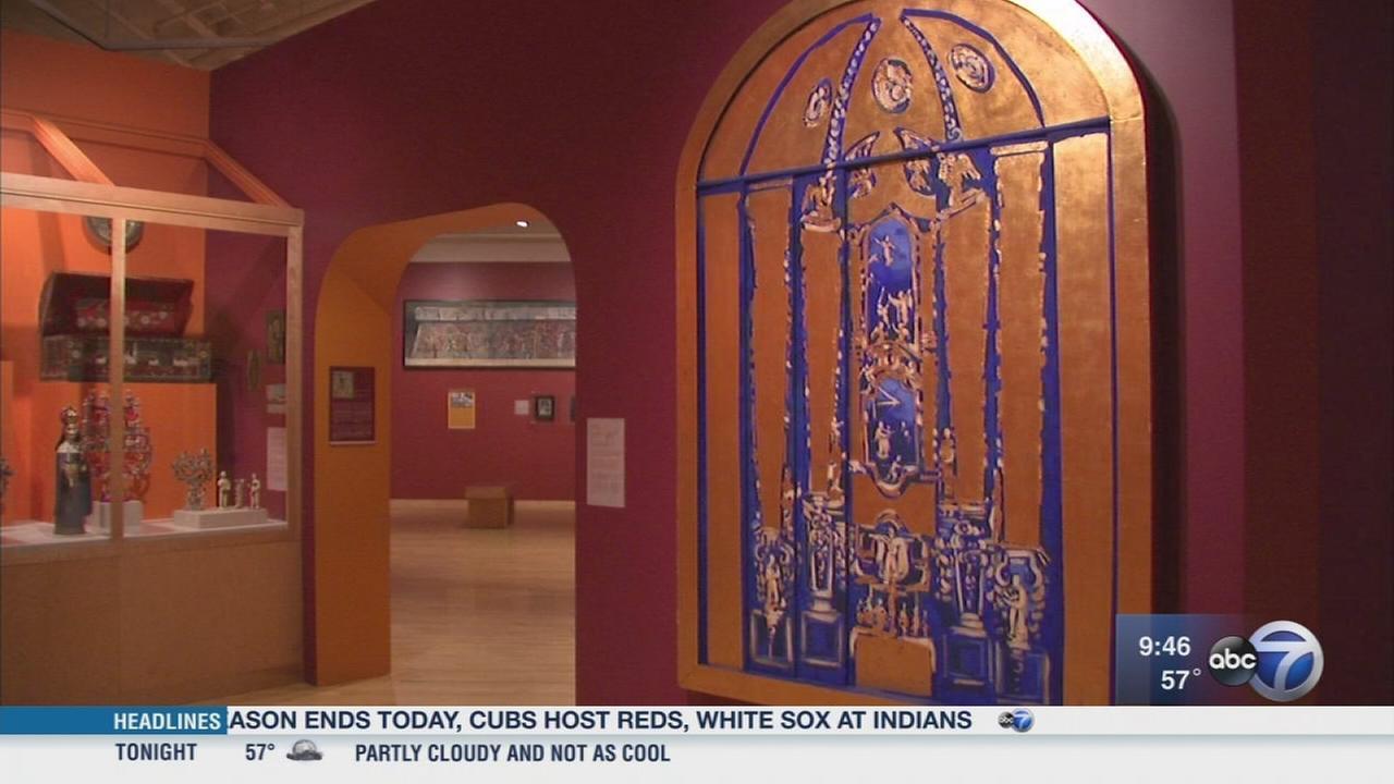 Newsviews Part 1: National Museum of Mexican Art