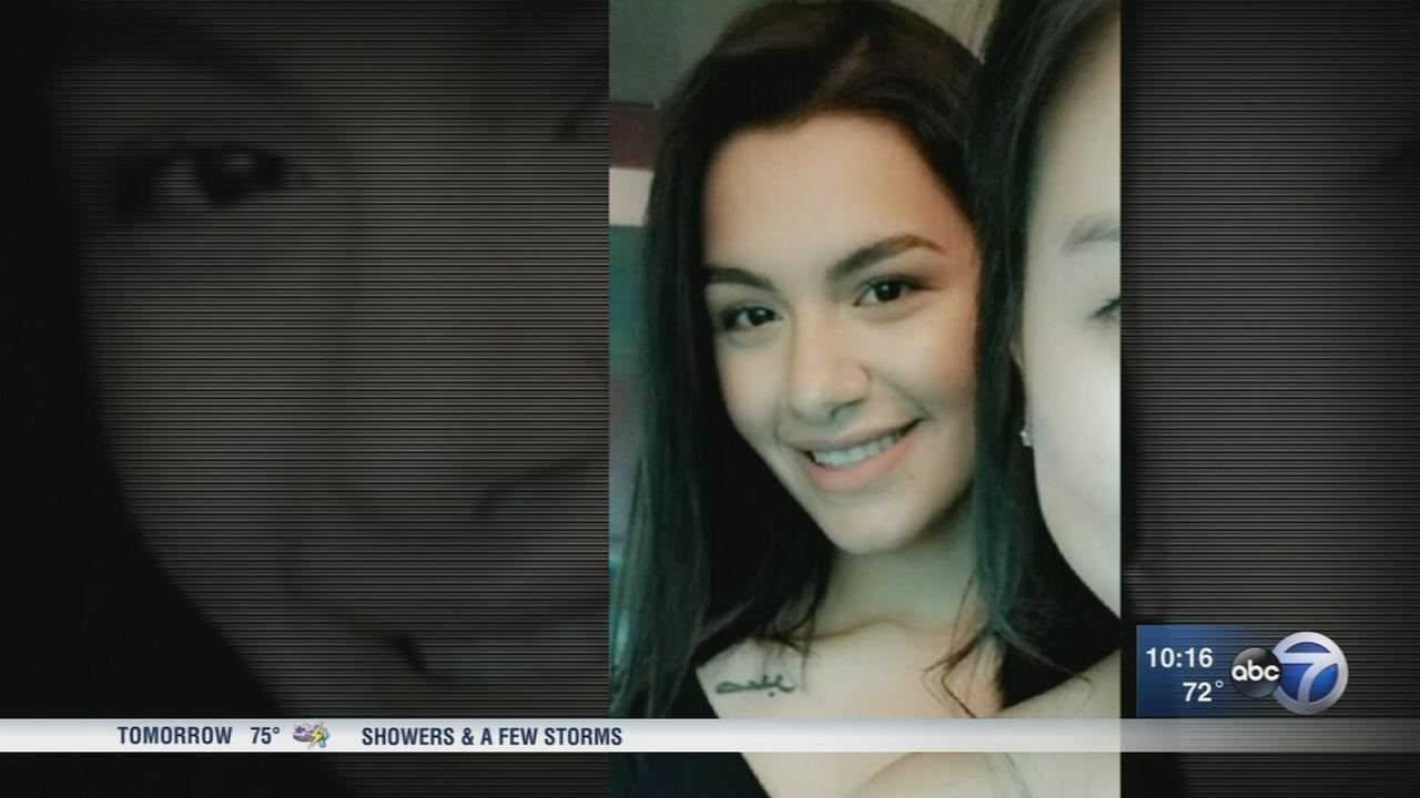 Vigil held for woman killed in high-speed Wheaton crash