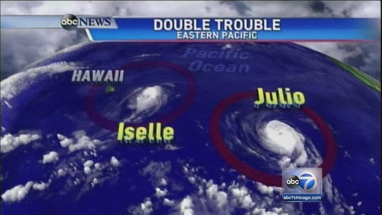 Local Travelers In Hawaii Affected Return As Iselle