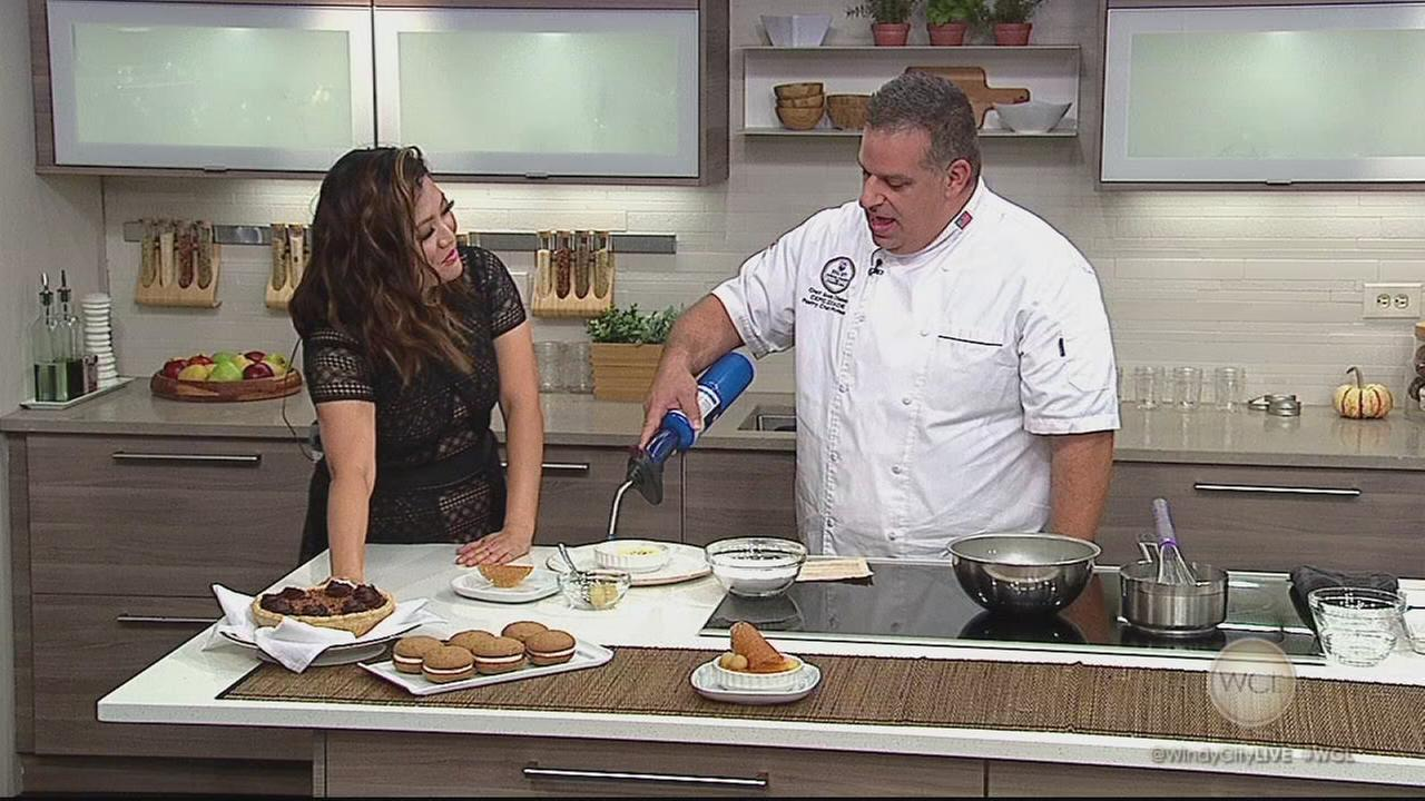 Plainfield chef competes in Food Network show