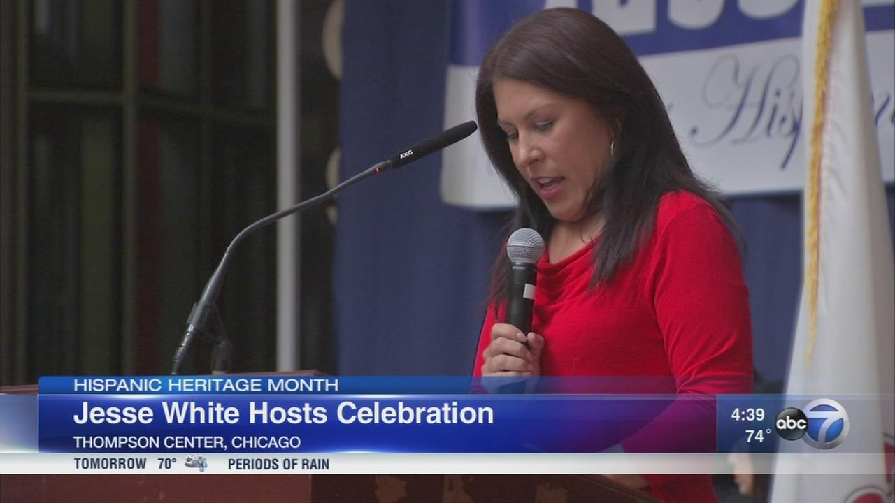 National Hispanic Heritage Month celebrated at Thompson Center