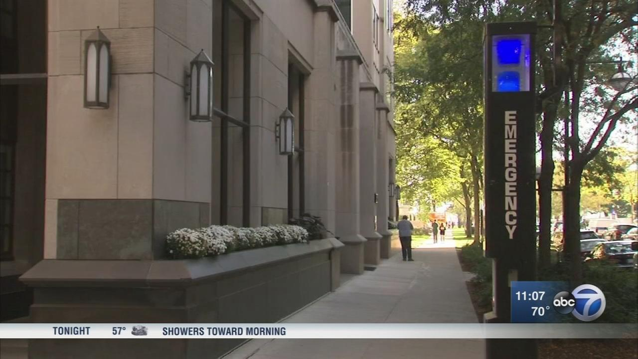 NU student assaulted, robbed at Chicago campus