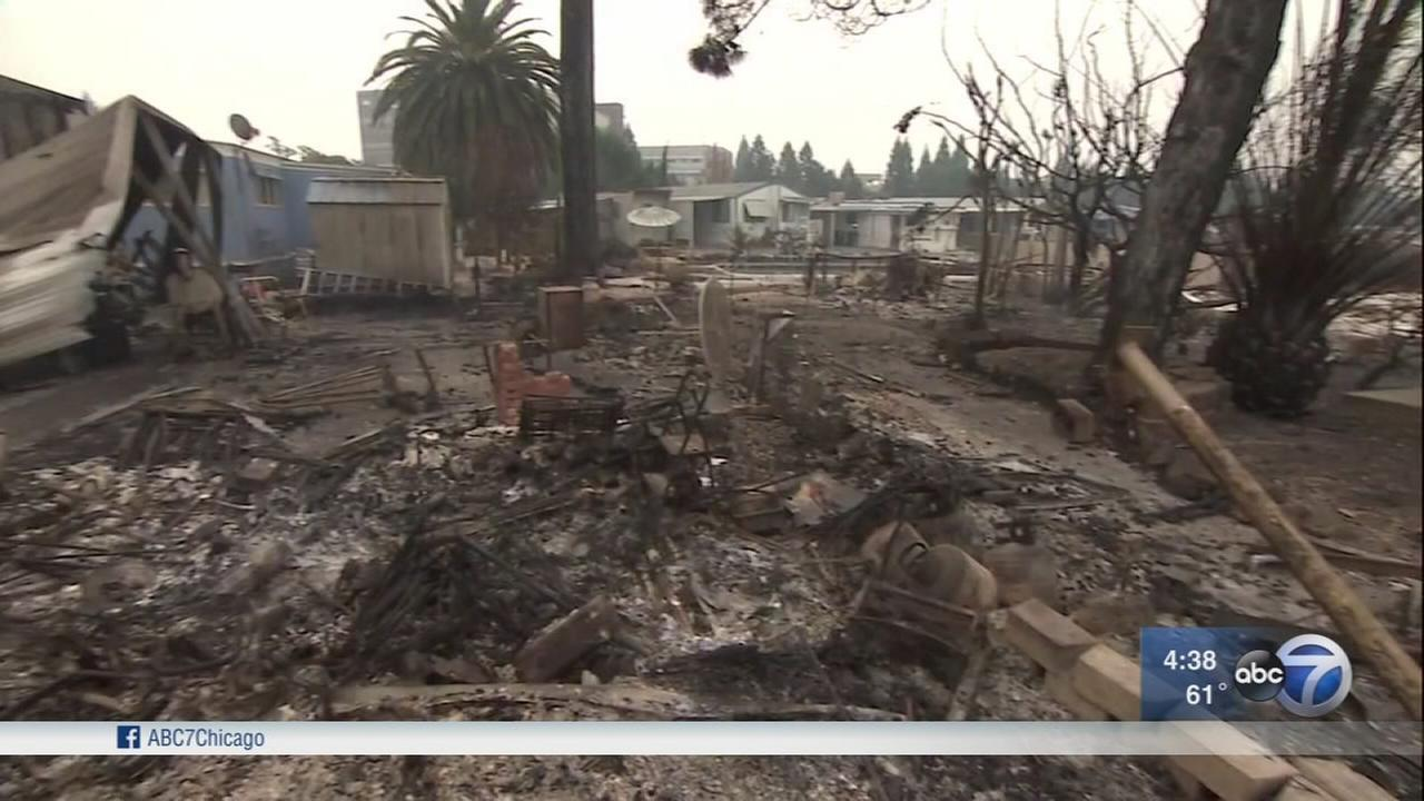 Deadly, apocalyptic California wildfires force thousands to evacuate