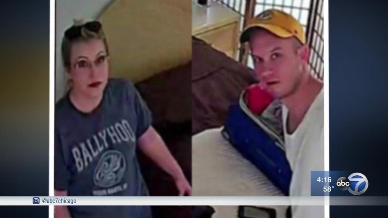 Indiana couple finds Airbnb unit rigged with hidden cameras, police say