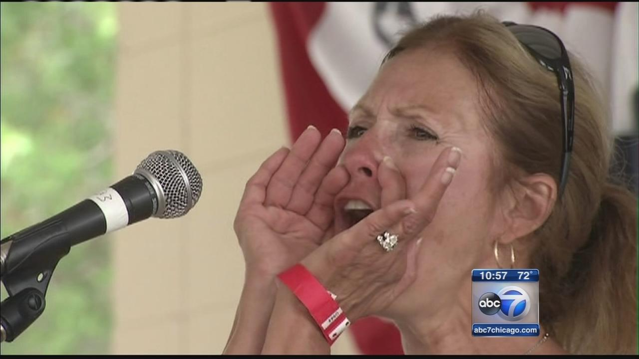 Beverly woman wins Ill. husband-calling contest