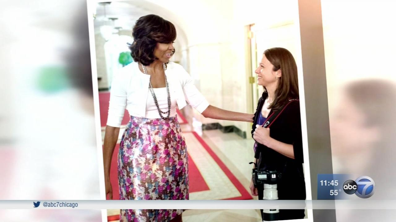 Chasing Light: New photos of Michelle Obama