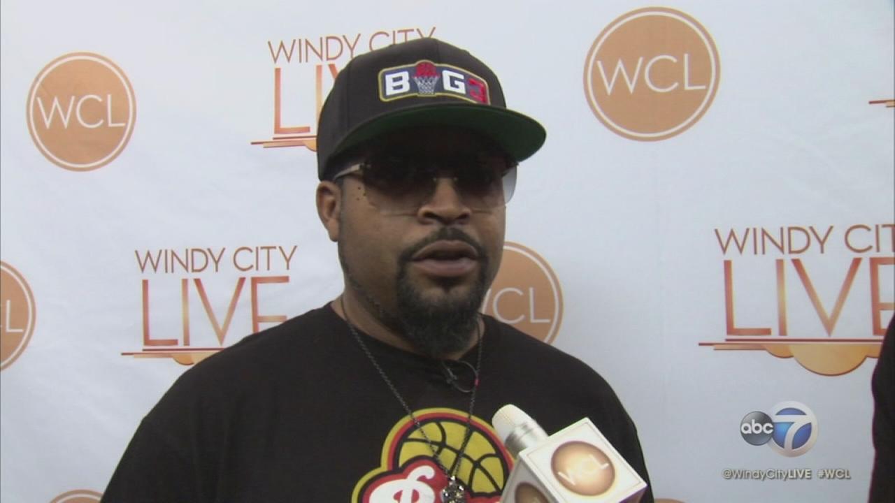 2-Minute Warning: Ice Cube