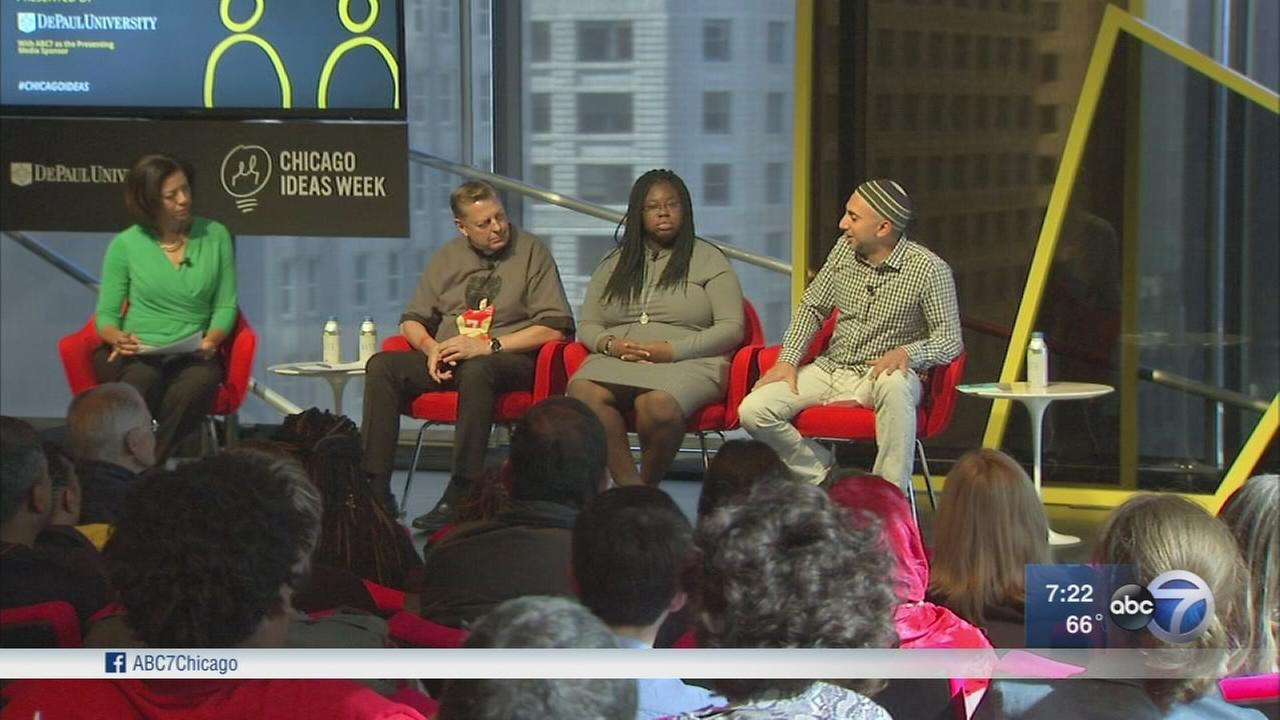 Chicago Ideas Week explores history of activism in Chicago