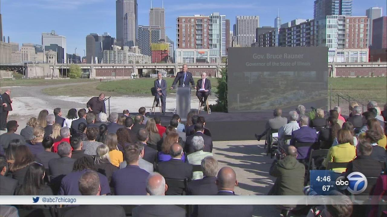 Business innovation center coming to Chicago