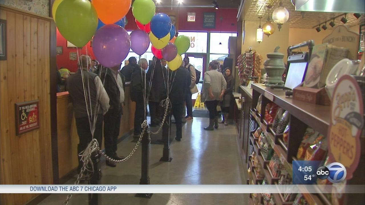 Pullman retail revival begins