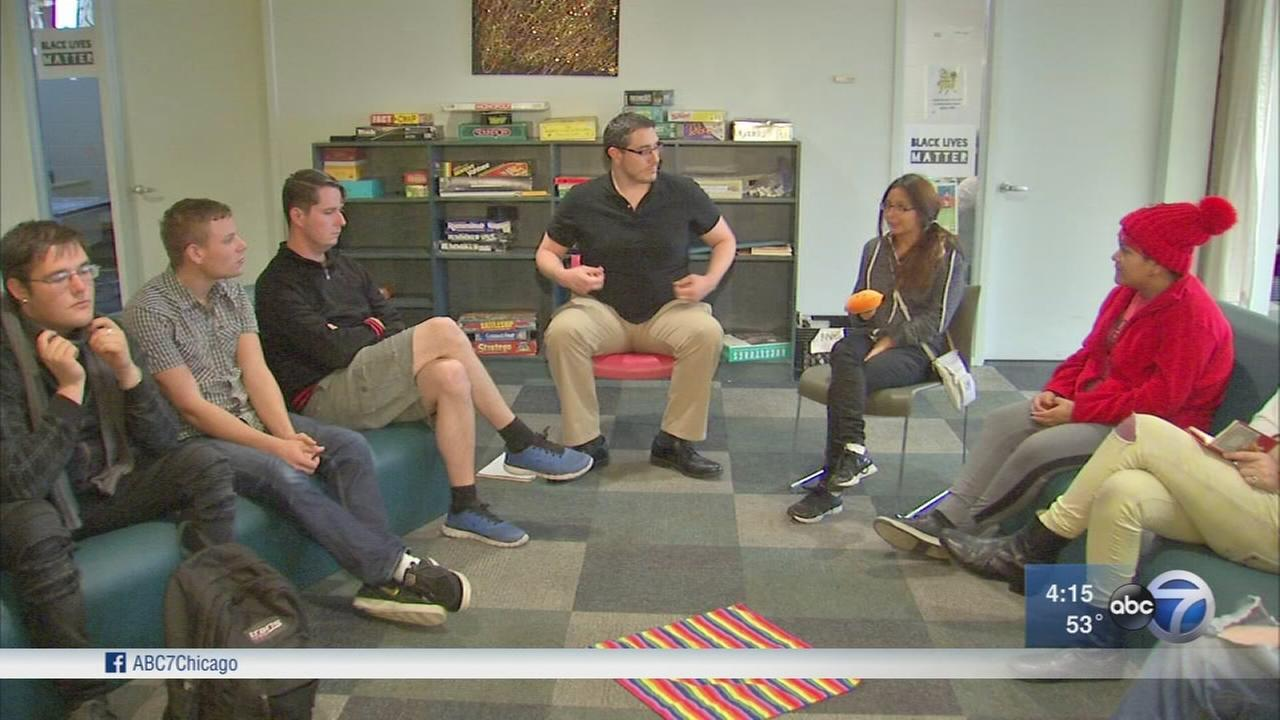 Center on Halsted provides safe space to talk about bullying
