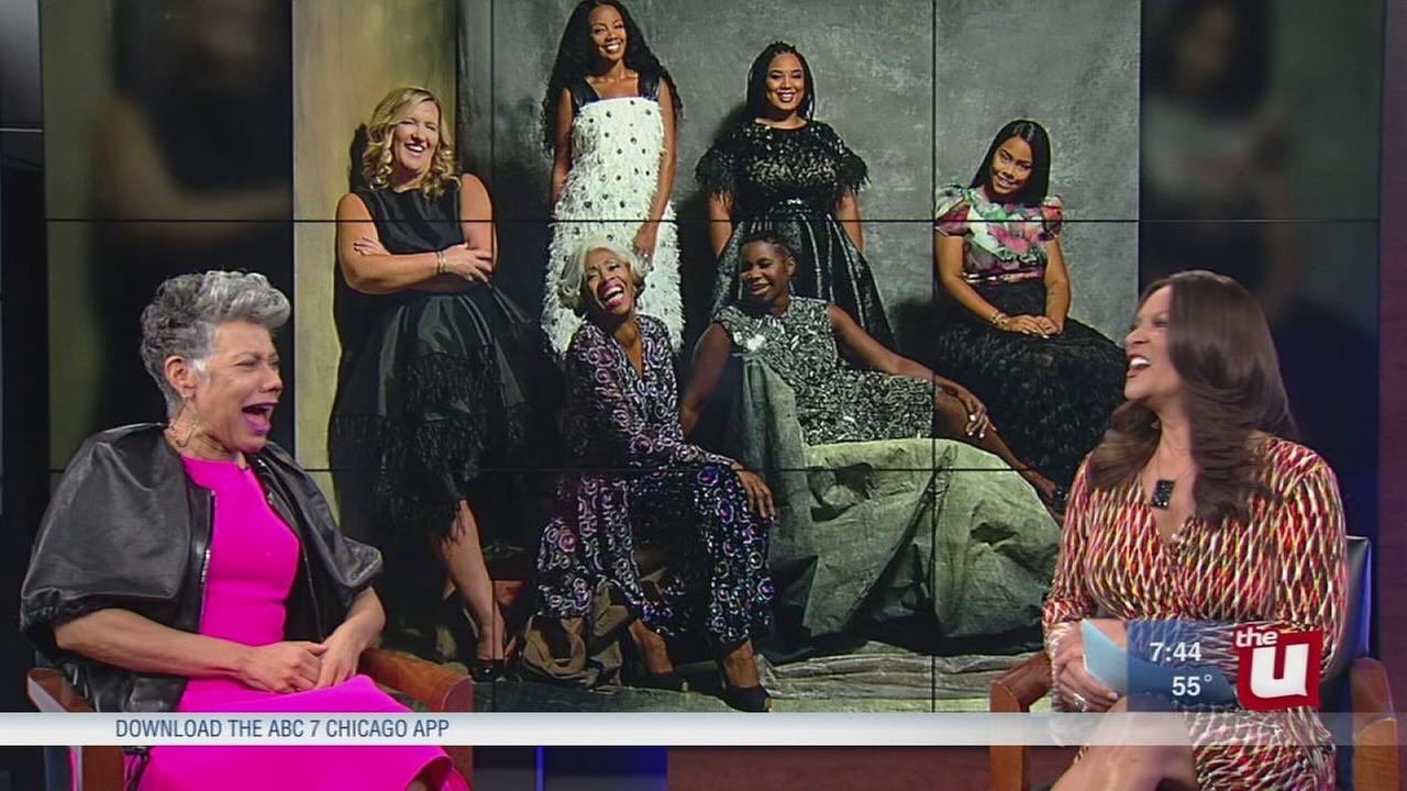 Real Women Wear Bates fashion show