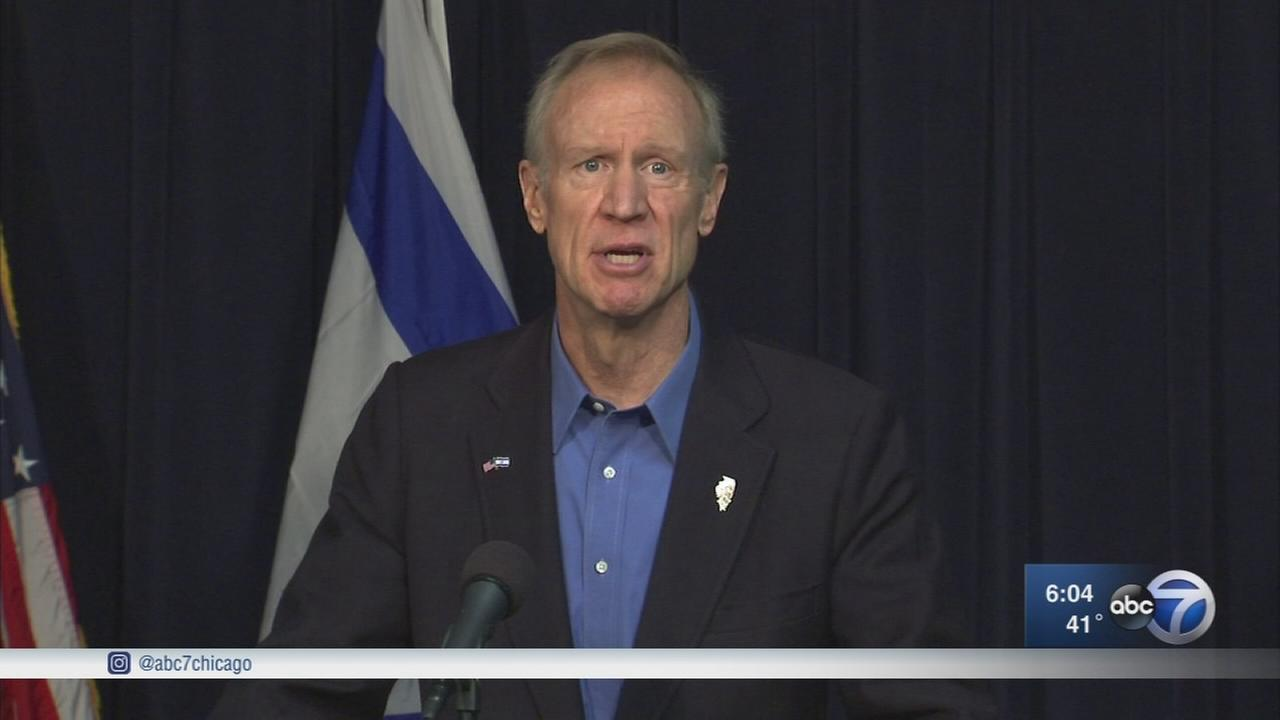 Rauner ?deeply troubled? by accounts of sexual harassment in Springfield