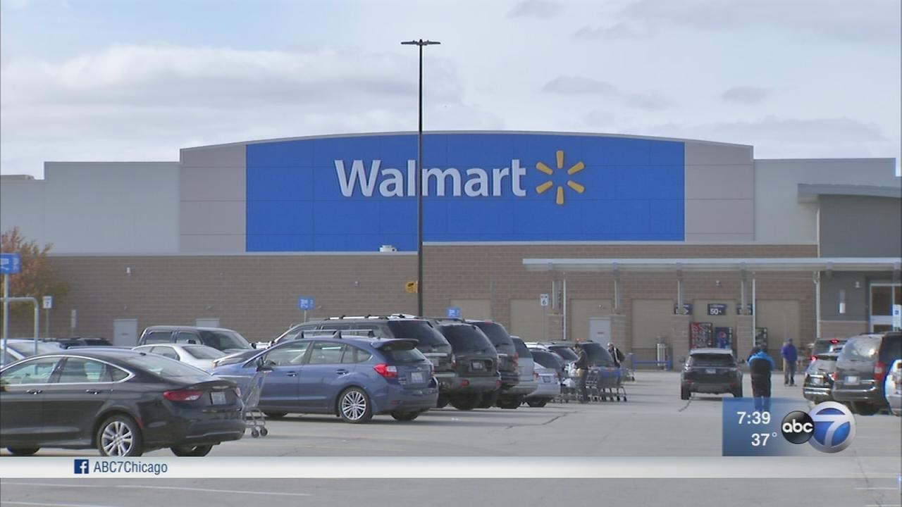 Walmart employee fired after allegedly locking co-worker in freezer