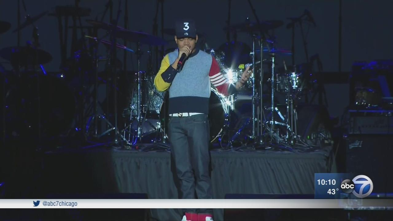 Michelle Obama speaks, Chance the Rapper performs on last day of Obama Foundation Summit