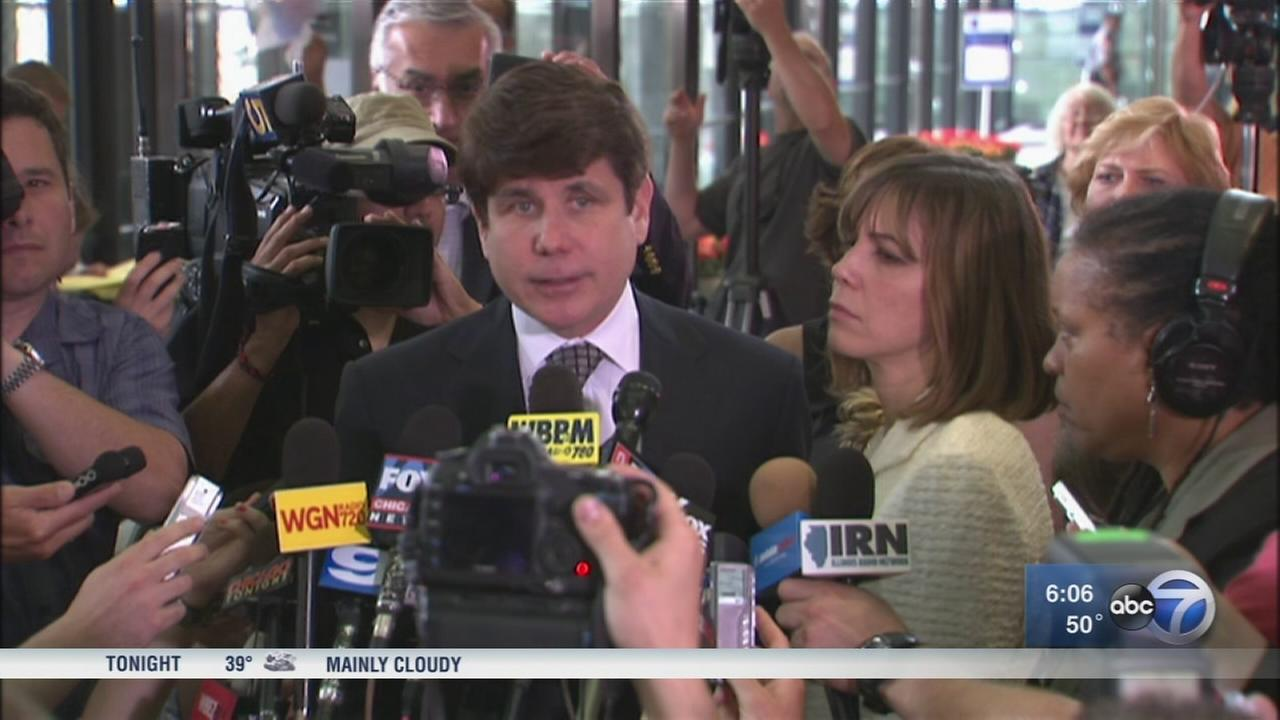 Blagojevich asks for mercy from Supreme Court