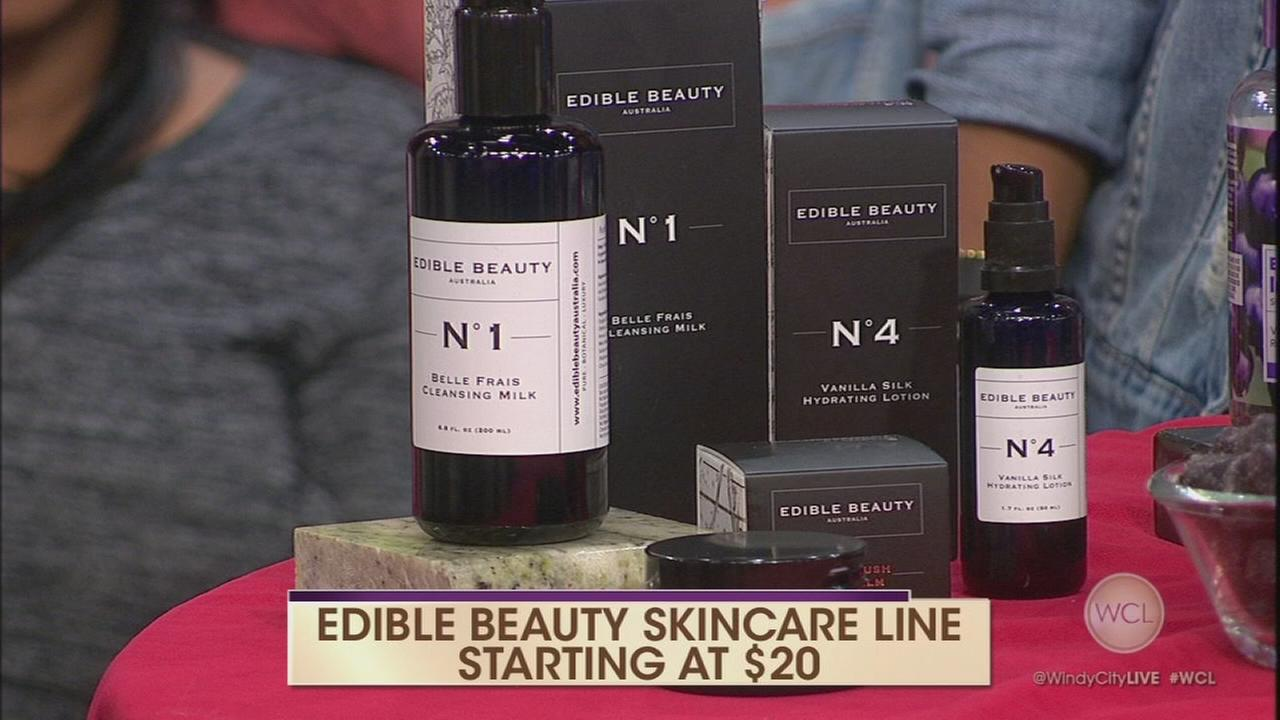 Edible Beauty Products