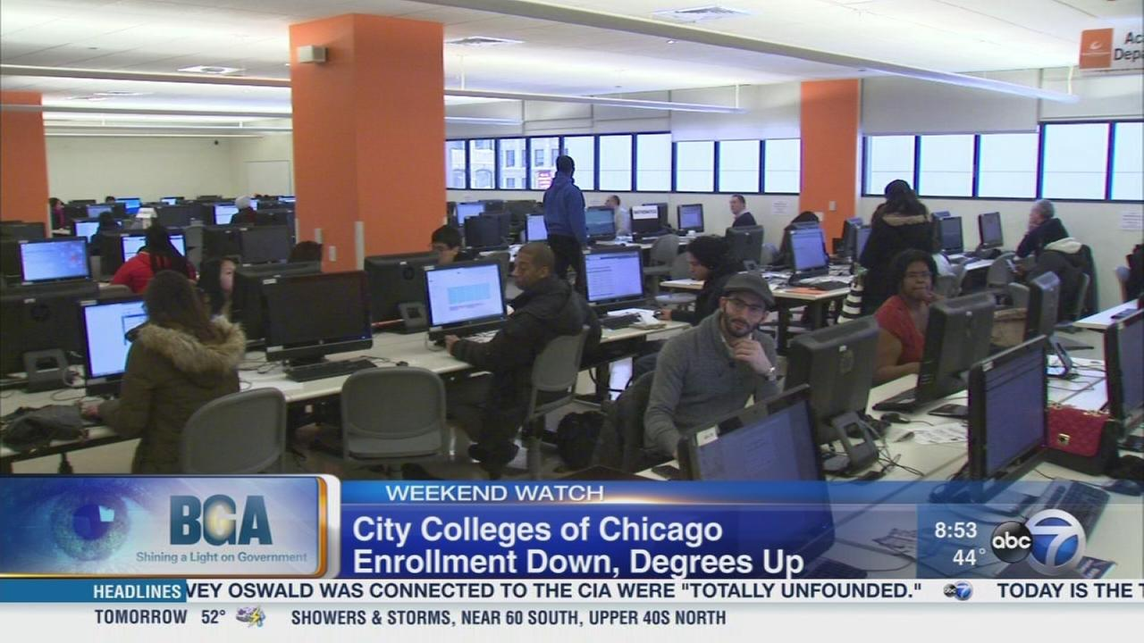 Weekend Watch: Emanuels reinvention of City Colleges