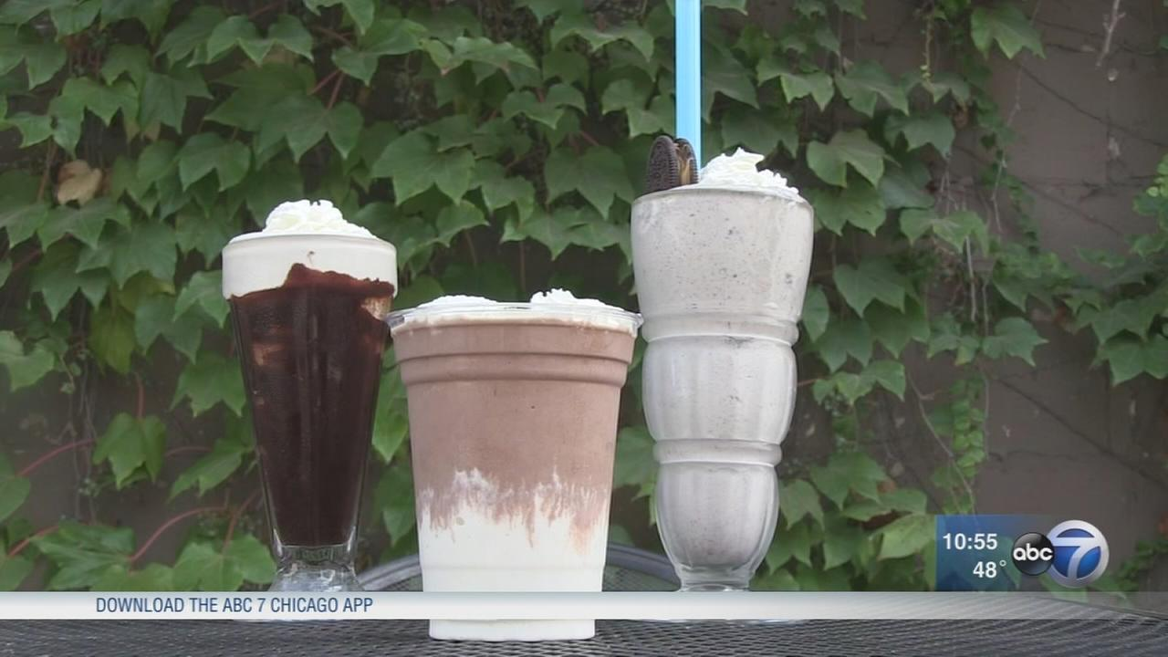 Grab a milkshake at Conniption in West Town before winter