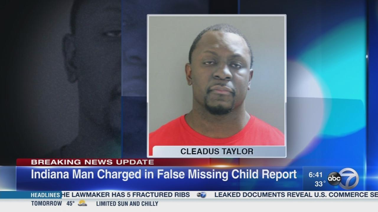 Man accused of lying to police about missing girl