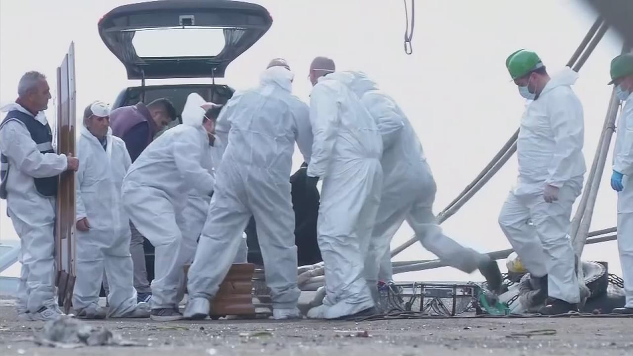 26 teen girls found dead at sea