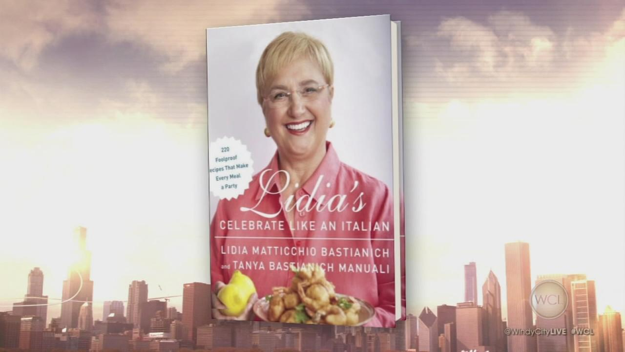 Lidia Bastianichs New Cookbook