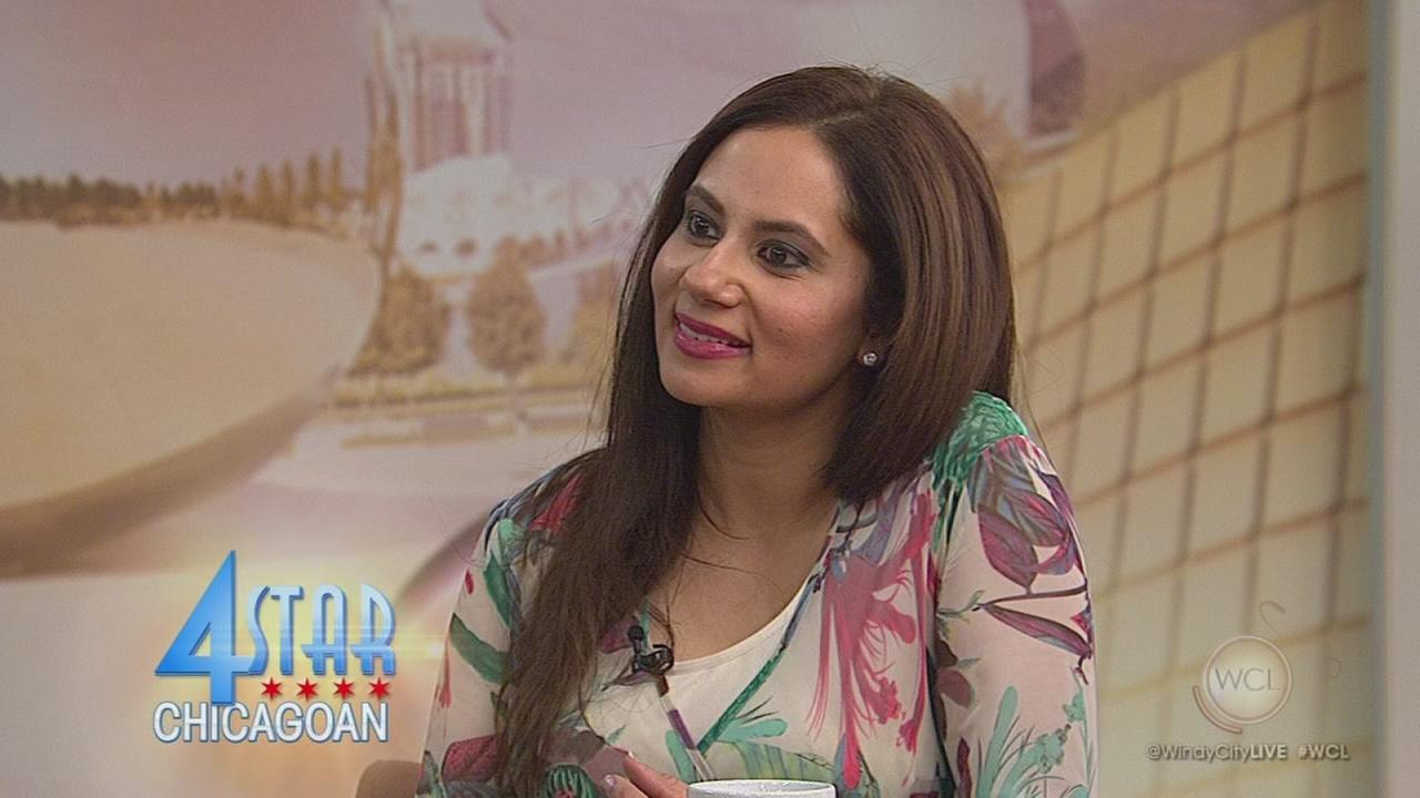 4 Star Chicagoan: Maaria Mozaffar