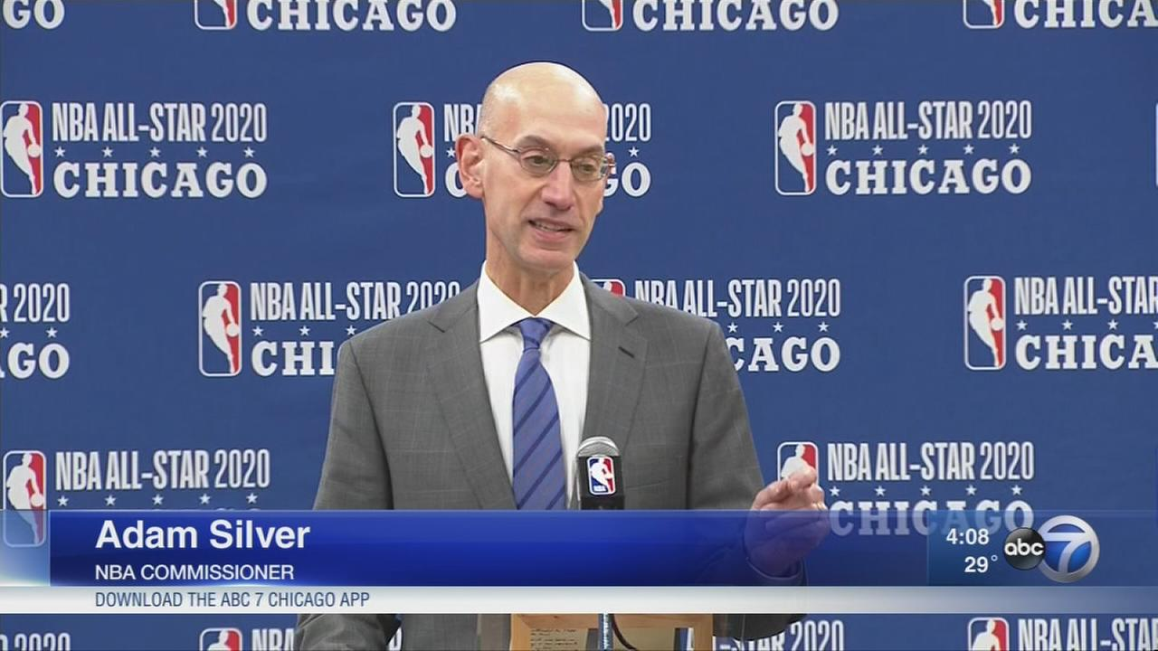 Chicago announced as host of 2020 NBA All Star Game