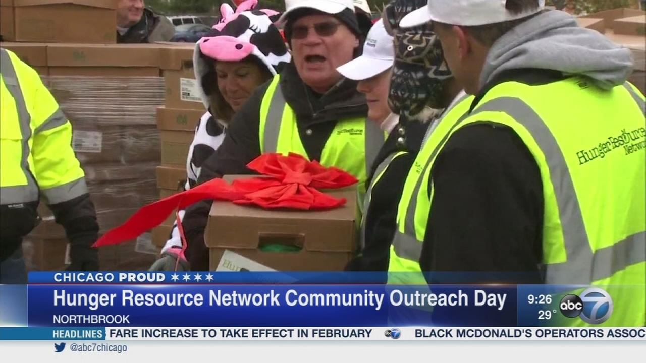 Hunger Resource Network Community Outreach Day