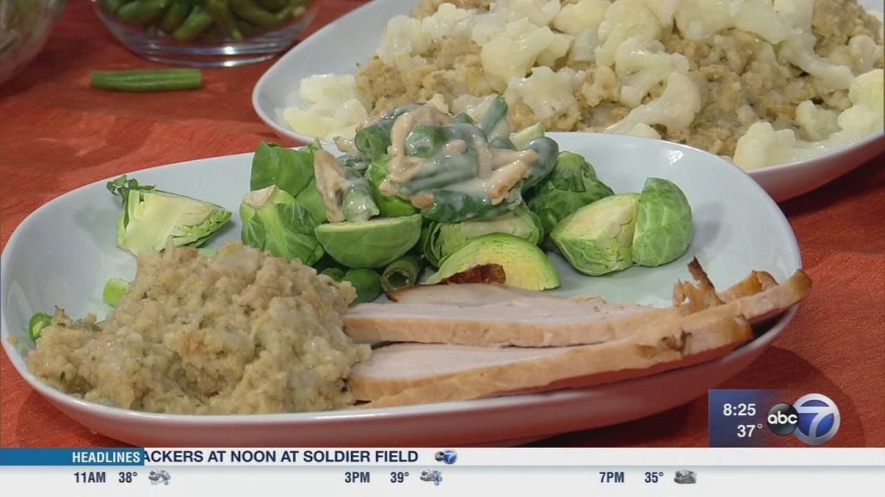 Surprising health benefits to Thanksgiving favorites