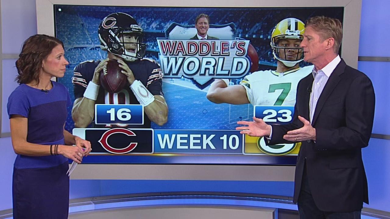 Waddles World: Nov. 12, 2017