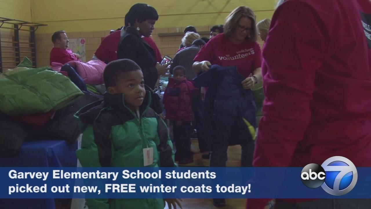Garvey school coats