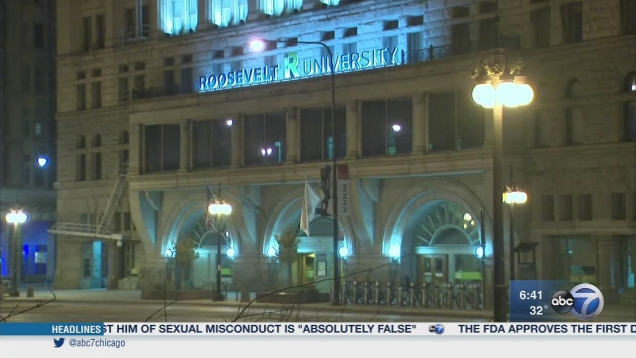 1 arrest in robbery near Roosevelt University