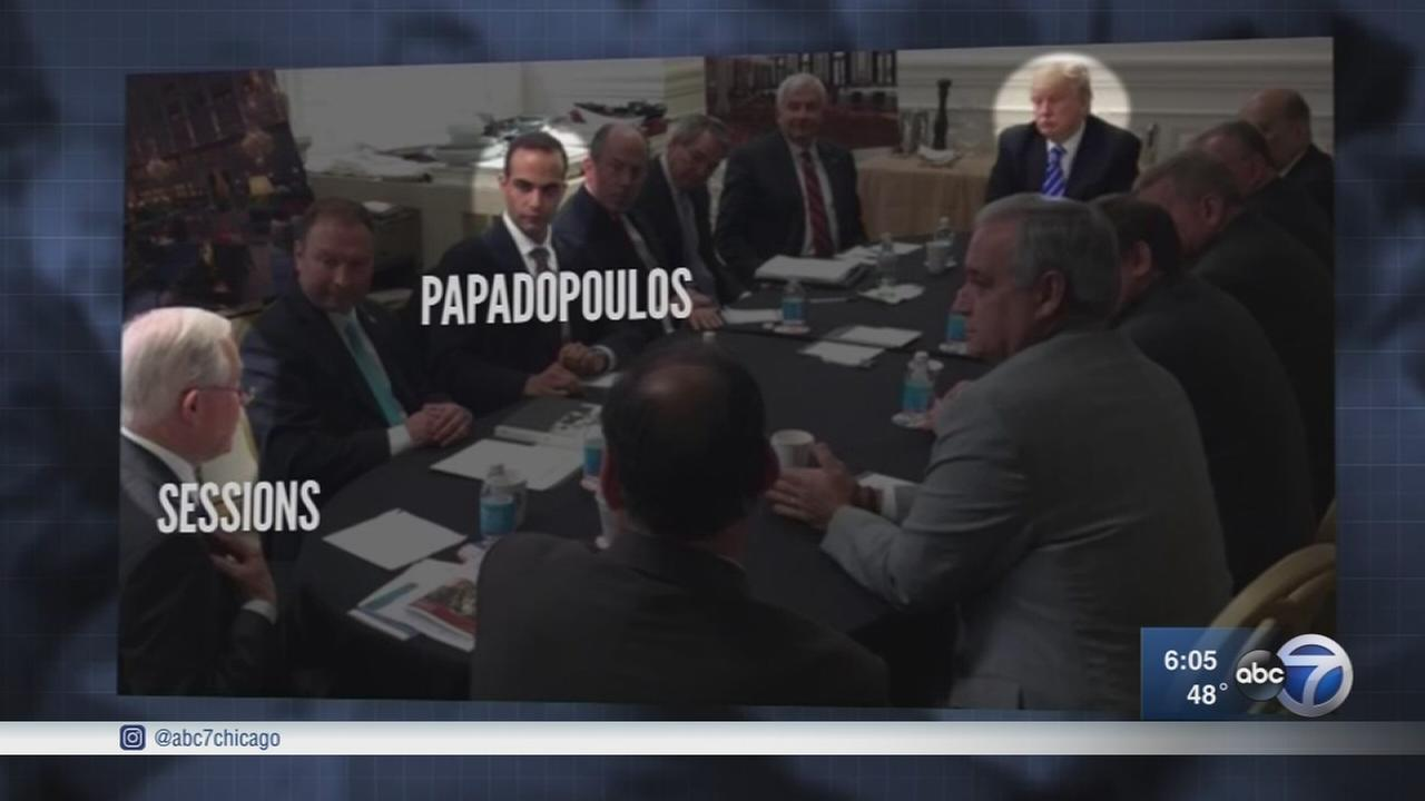 Papadapoulos subject of Capitol Hill hearing