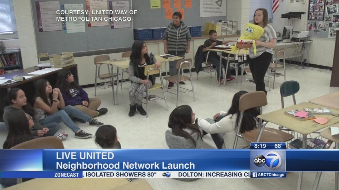 United Way Neighborhood Network Launch