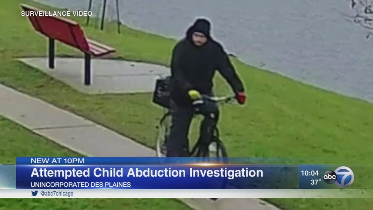 Cook Co. Sheriff investigating attempted child abduction at bus stop