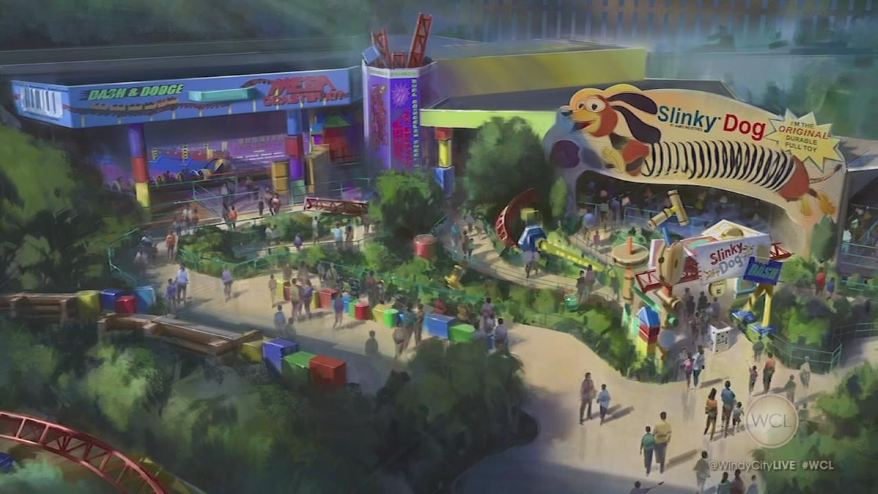 Toy Story Land coming to Hollywood Studios