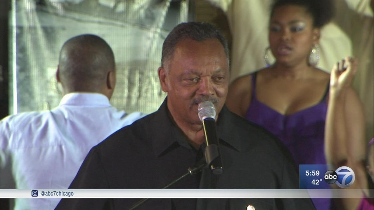 Rev. Jesse Jackson announces he has Parkinsons
