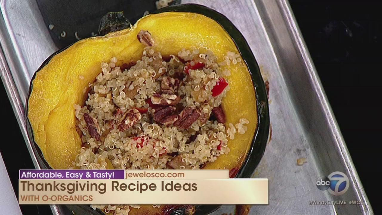 Affordable, easy Thanksgiving recipe ideas