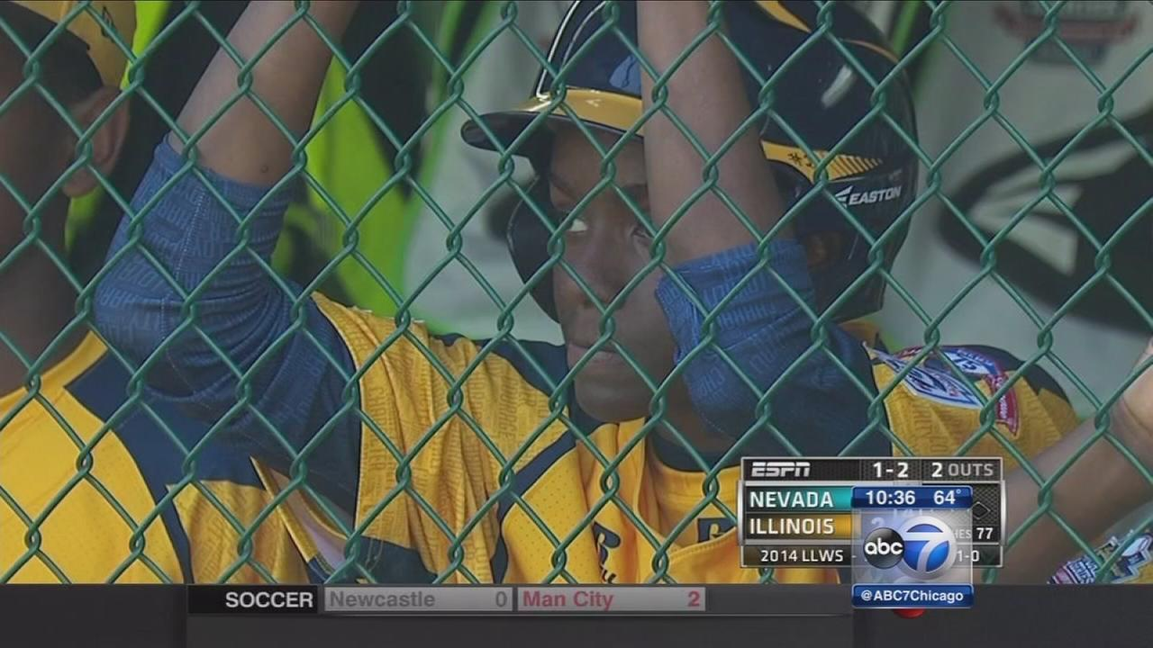 Jackie Robinson West falls in 2nd LIttle League World Series game