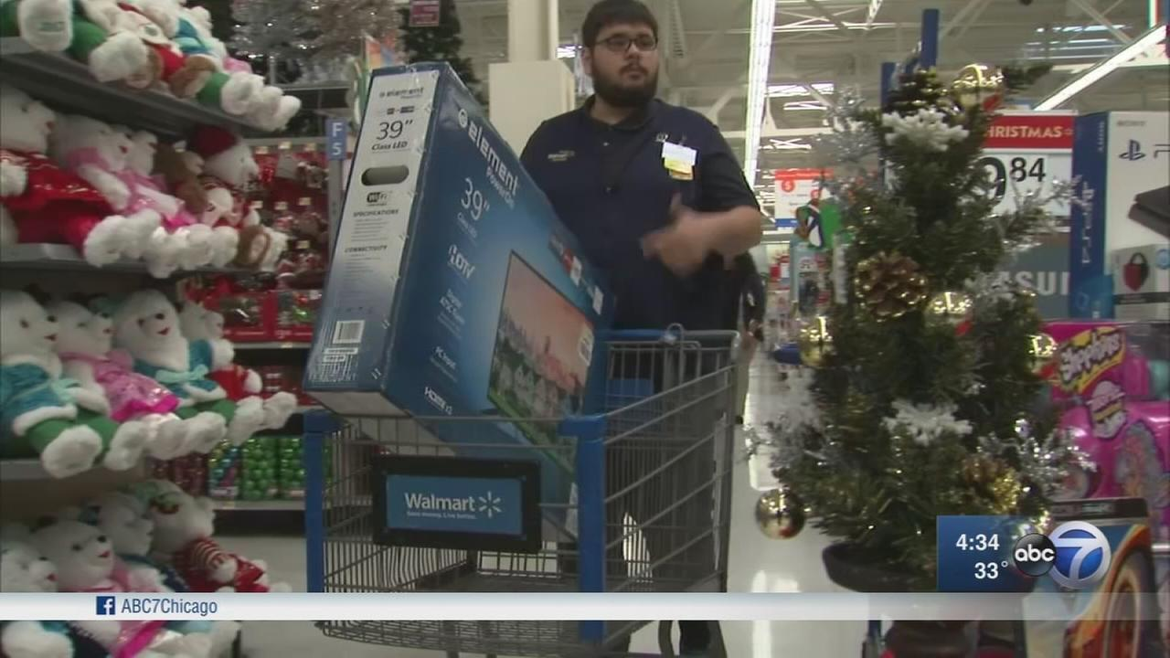 Holiday shoppers, businesses preparing for Black Friday